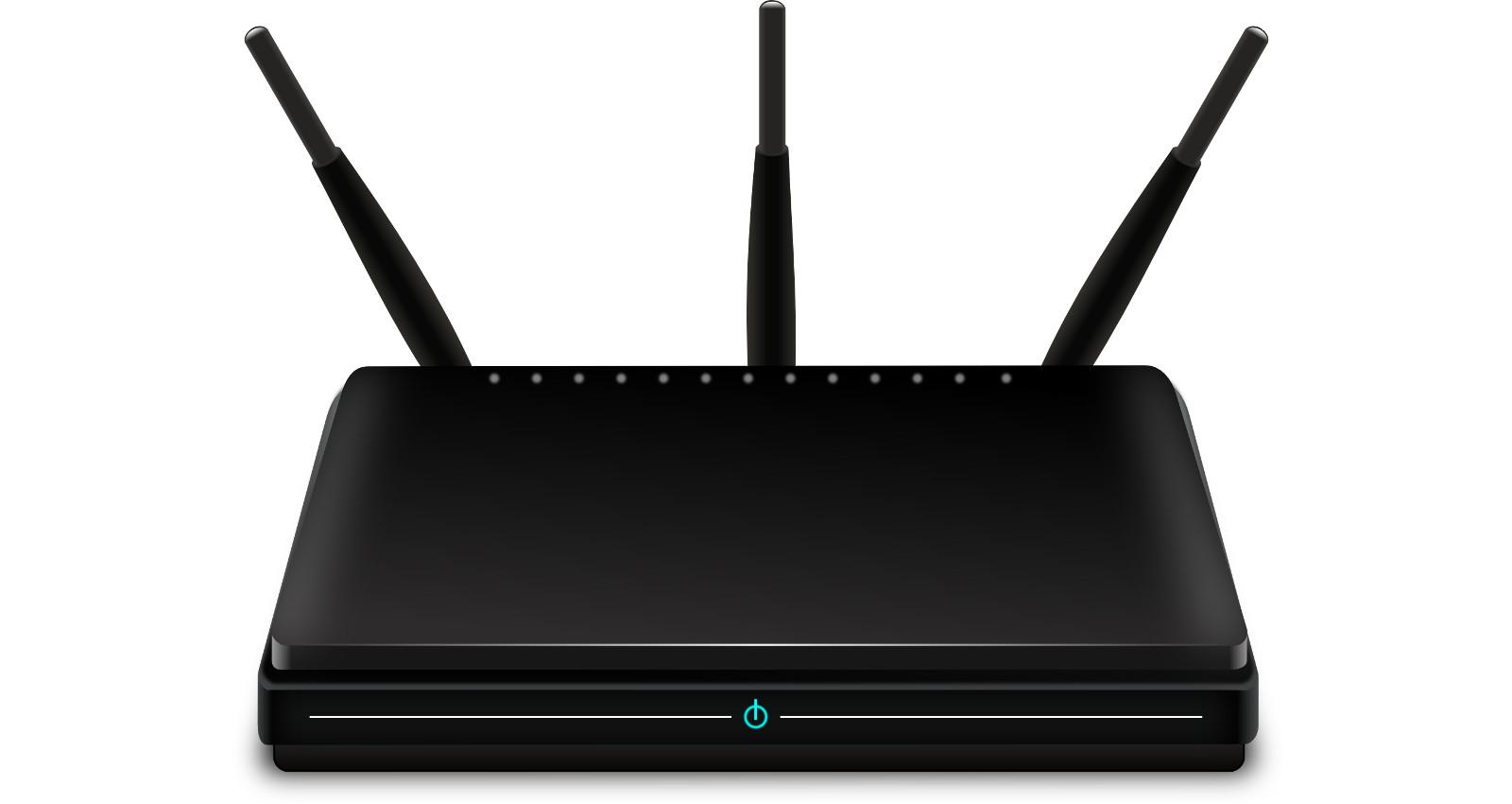 Wo soll der WLAN-Router aufgestellt werden?