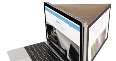 Slidenjoy: Zusätzliche Monitore für den Laptop