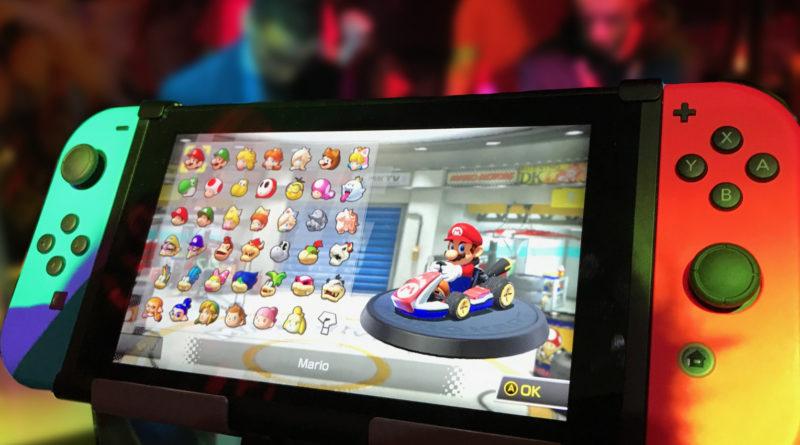 Rennspiele für die Nintendo Switch