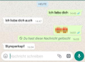 WhatsApp: Gelöschte Nachrichten lesen - So einfach geht es!
