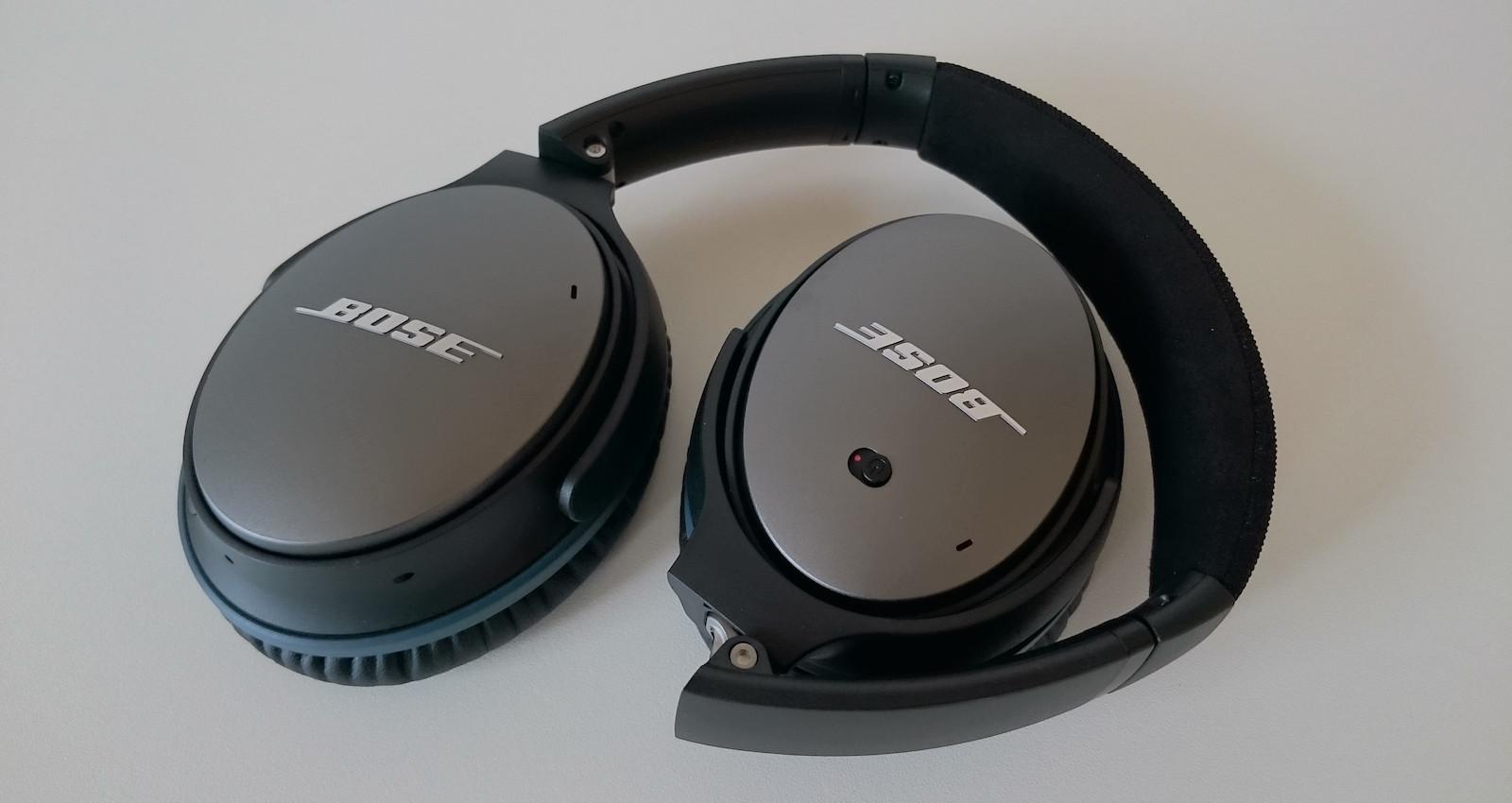 Bose QuietComfort 25 Testbericht