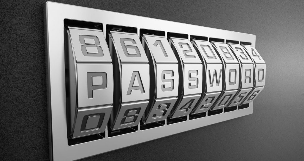 Sicheres Passwort erstellen, gutes Passwort, nicht hackbares Passwort