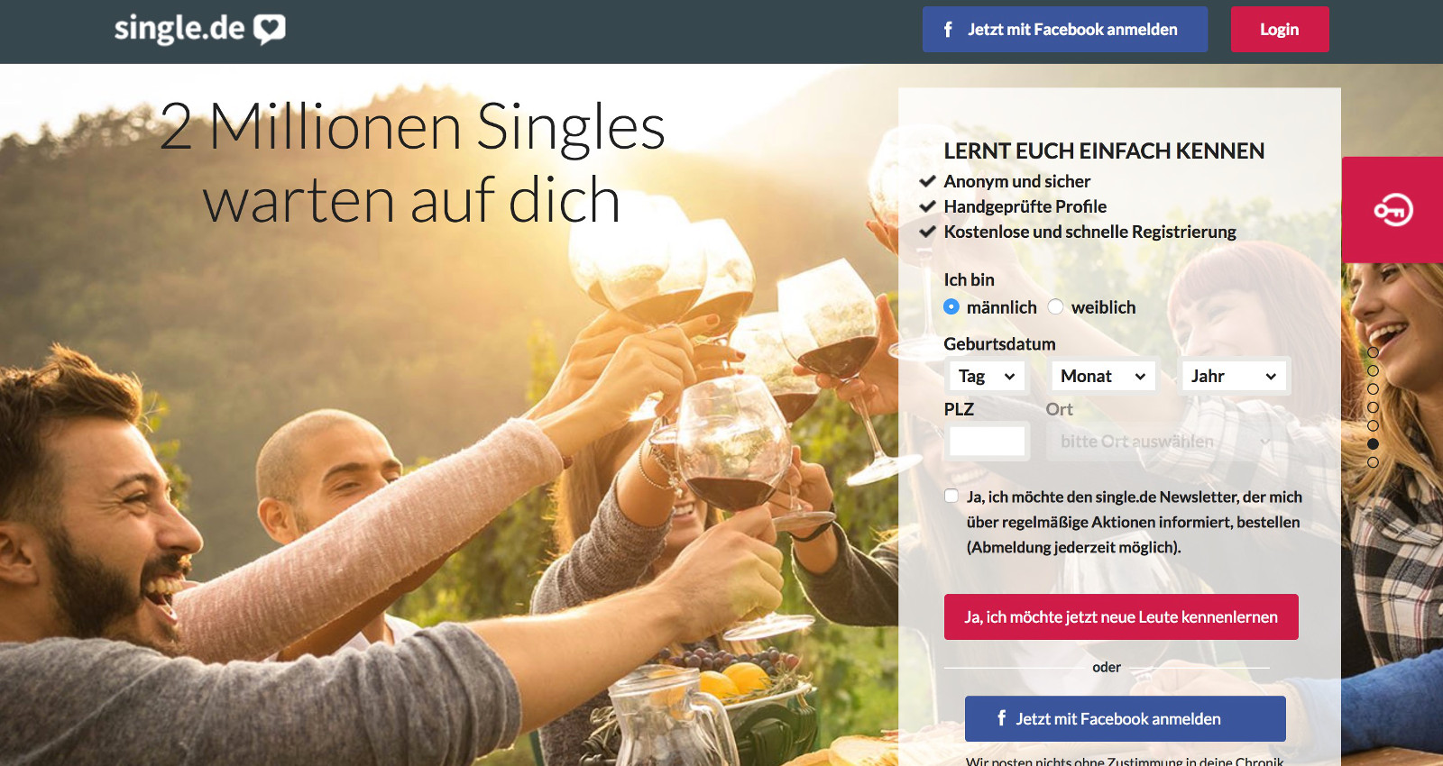 Single.de Testbericht