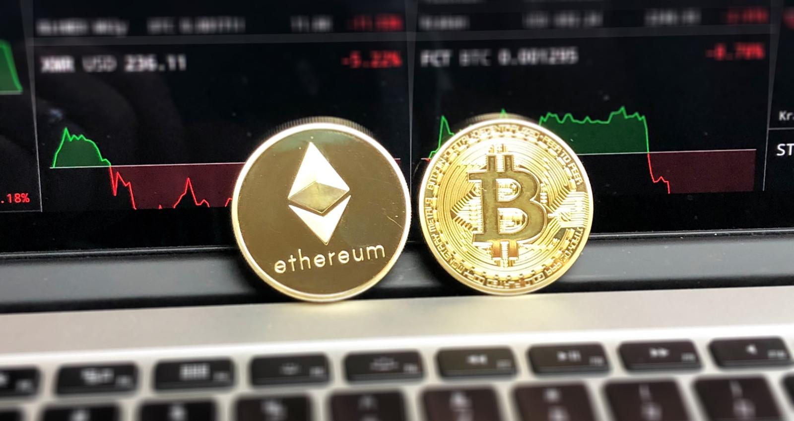 Bitcoin und Ethereum versteuern