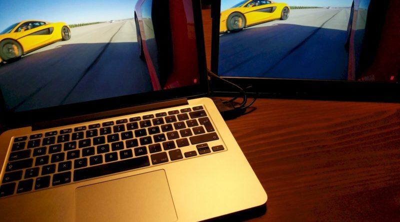 On-Lap 1305H im Vergleich zum MacBook