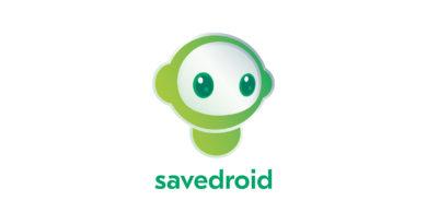 savedroid logo