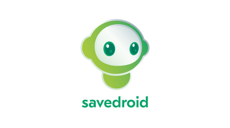 savedroid logo