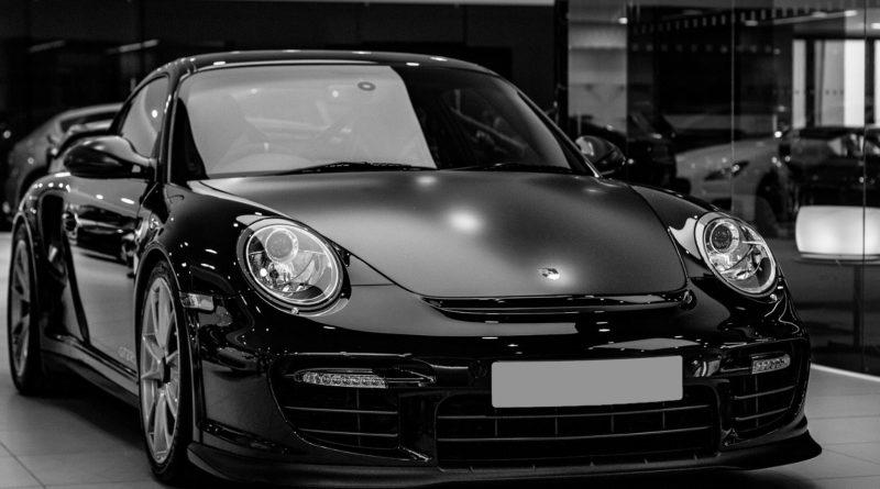 Porsche verwendet die Blockchain