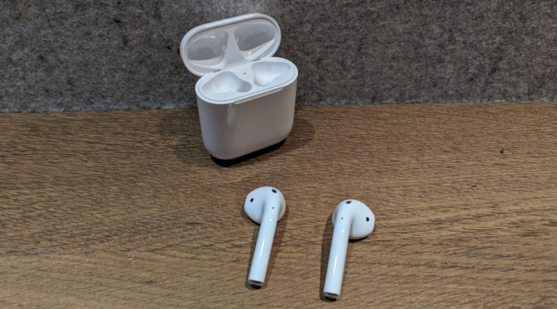 Apple AirPods Mikrofon nur auf einer Seite