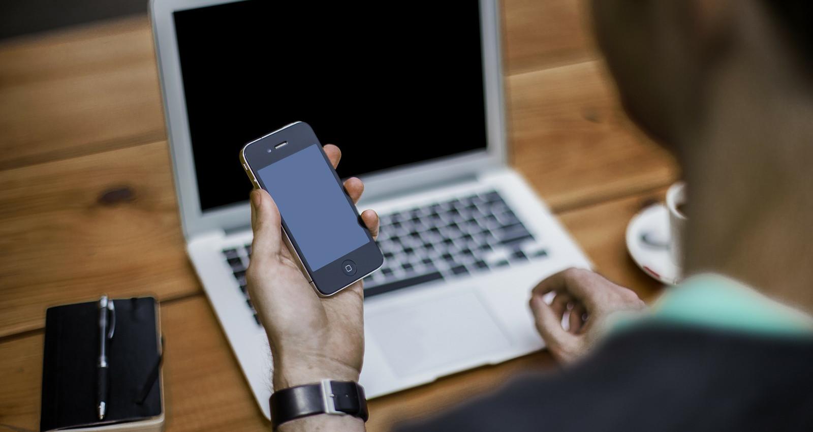Sperren und Löschen von Mac, iPhone und iPad