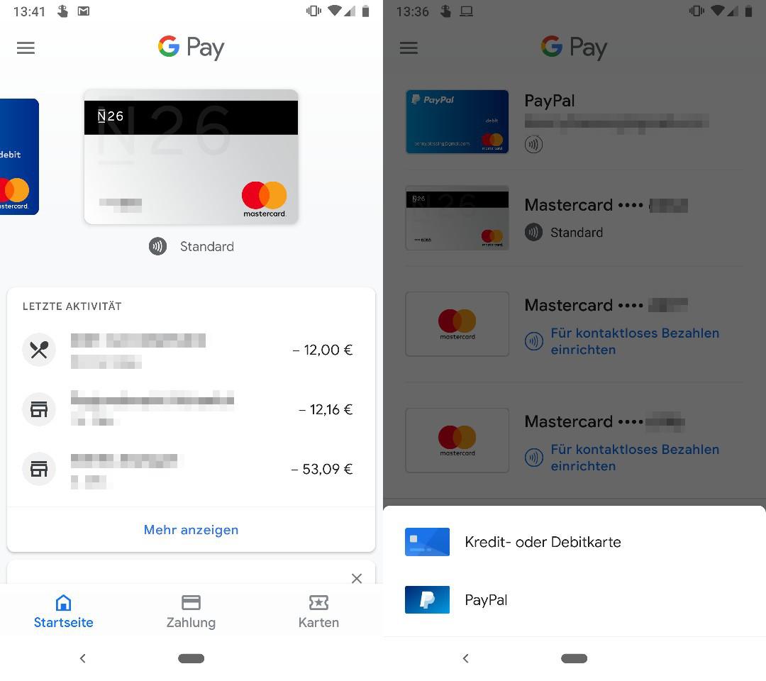 Paypal Nach Anmeldung Sofort Nutzbar