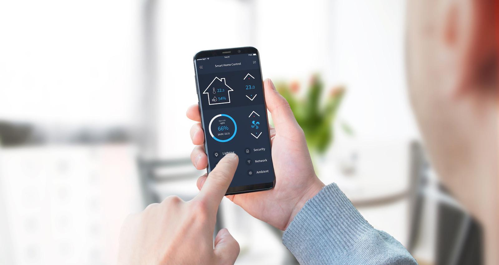it sicherheit beim smart home auf was musst du achten. Black Bedroom Furniture Sets. Home Design Ideas