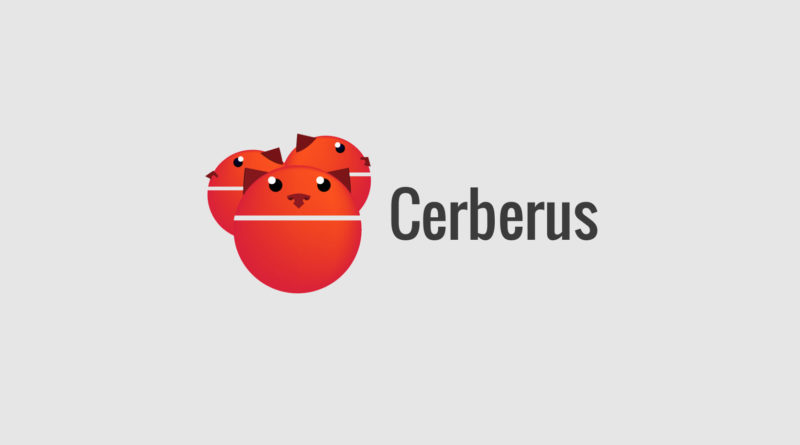 Cerberus Phone Security Logo