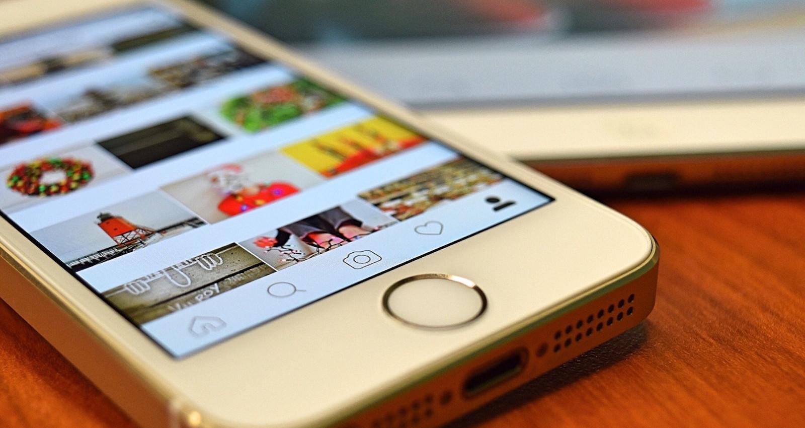 Instagram Passwort ändern