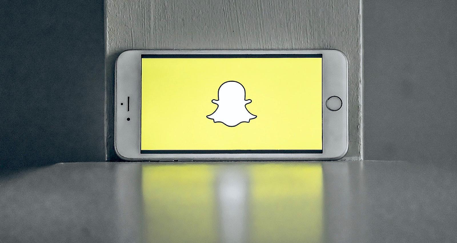 Snapchat auf dem iPhone