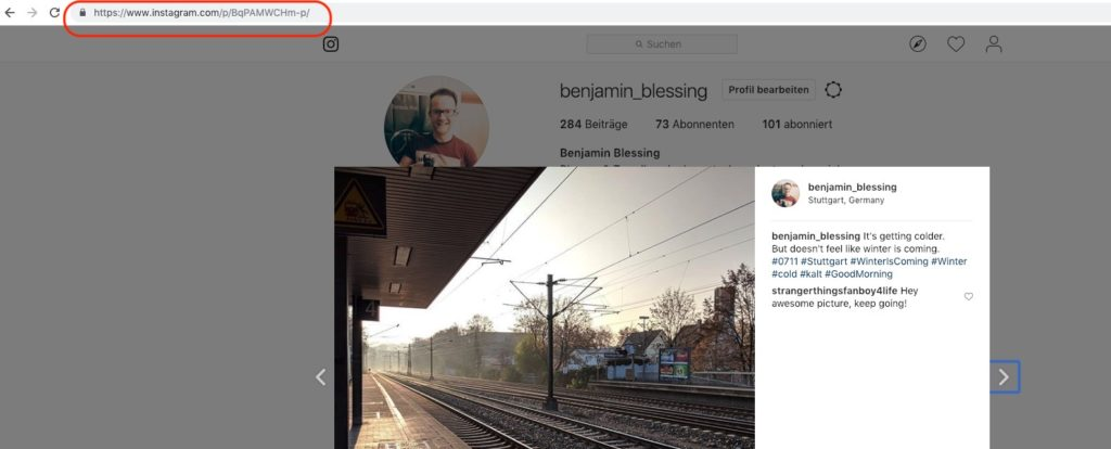 Instagram Bilder Videos speichern downloaden