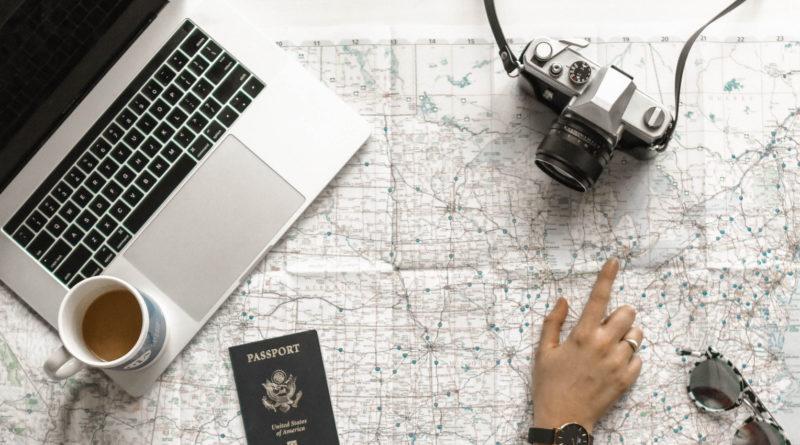 Notebook, Laptop, MacBook Zubehör auf Reisen