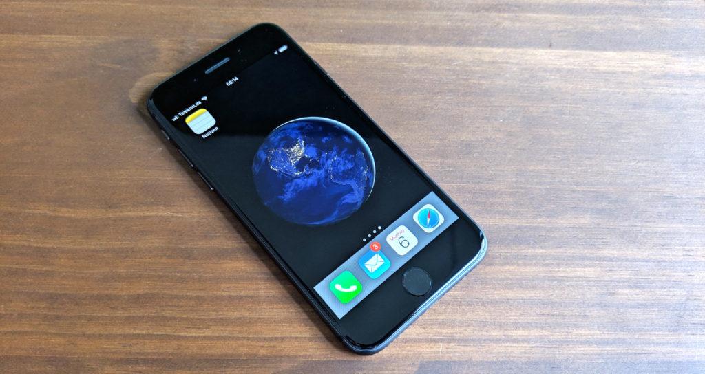 Apple Notizen für iPhone und iPad