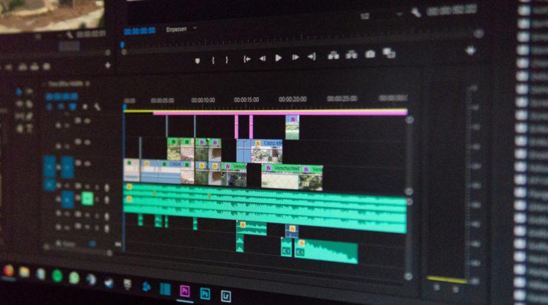 Videobearbeitungsprogramm für Anfänger