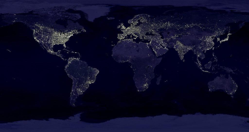 Welt Karte
