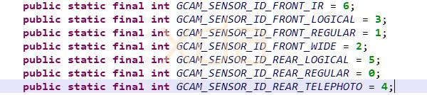 Hinweise auf ein Teleobjektiv im Google Pixel