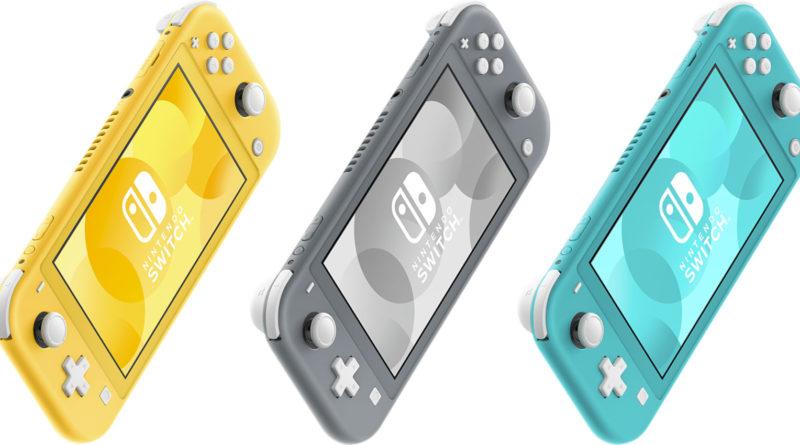 Nintendo Switch Light: Erhält die Konsole die TV-Station?