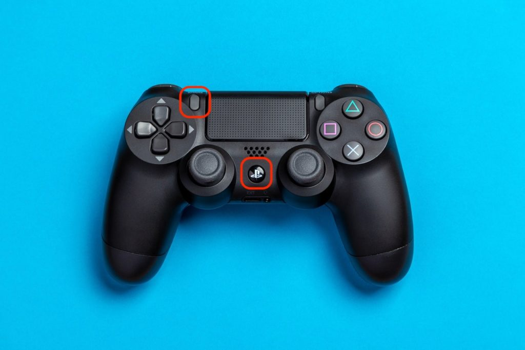 iPhone oder iPad: PlayStation 4 DualShock 4 Controller verbinden