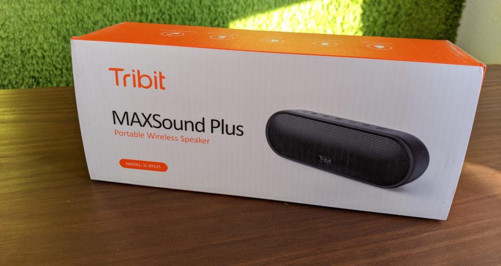 Tribit MaxSound Plus