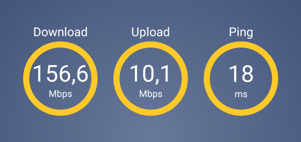 Unitymedia Geschwindigkeit