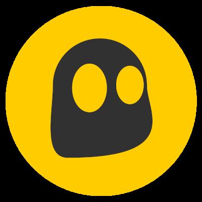 Das CyberGhost Logo