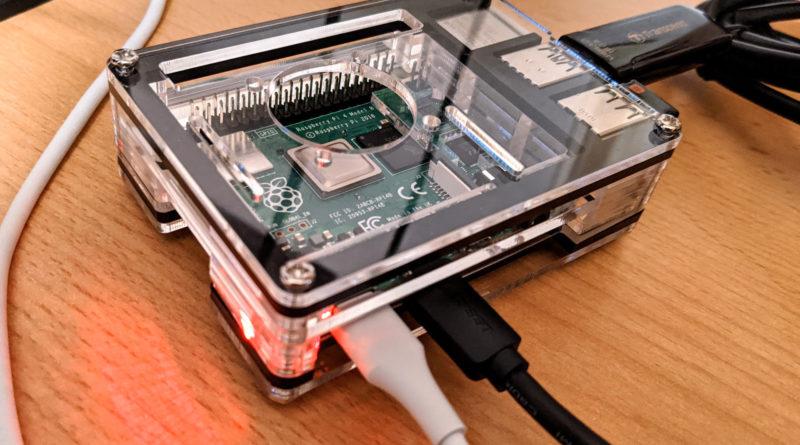 Raspberry Pi 4 von USB booten (SSD oder USB-Stick)