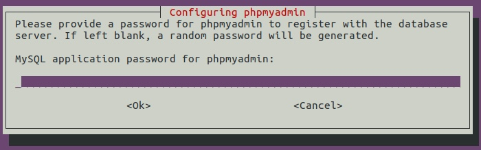 phpMyAdmin Installation